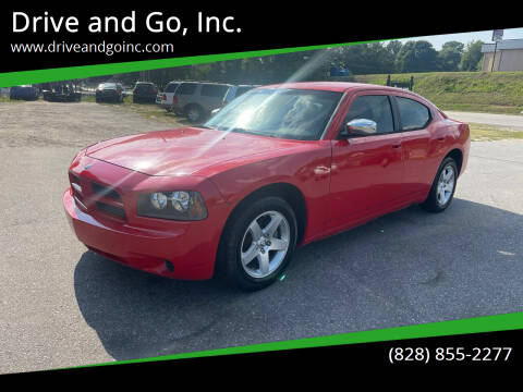 2009 Dodge Charger for sale at Drive and Go, Inc. in Hickory NC