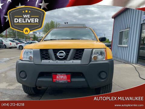 2007 Nissan Xterra for sale at Autoplex Milwaukee in Milwaukee WI