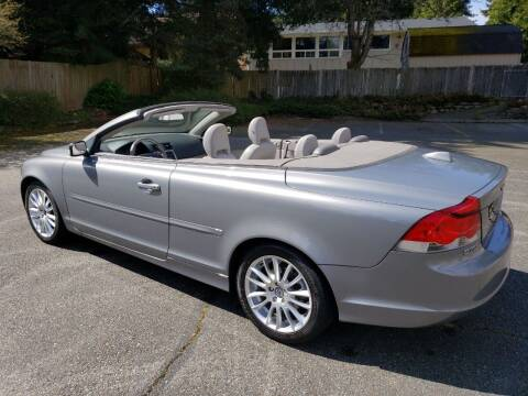2007 Volvo C70 for sale at Seattle Motorsports in Shoreline WA