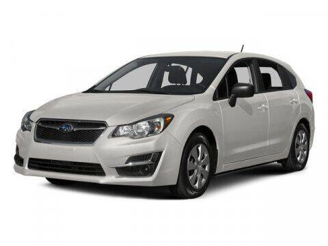2015 Subaru Impreza for sale at Gary Uftring's Used Car Outlet in Washington IL