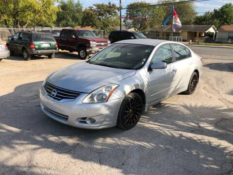 2011 Nissan Altima for sale at Approved Auto Sales in San Antonio TX