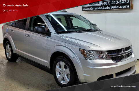 2013 Dodge Journey for sale at Orlando Auto Sale in Orlando FL