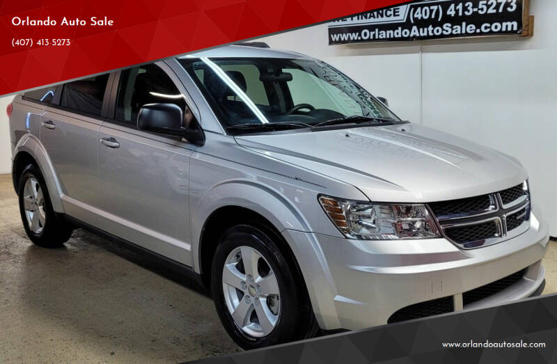 2013 Dodge Journey for sale at Orlando Auto Sale in Orlando FL