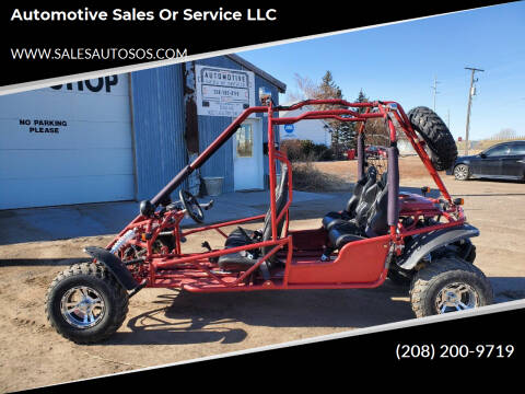 2018 Dongfang Go Cart for sale at Automotive Sales Or Service LLC in Rexburg ID
