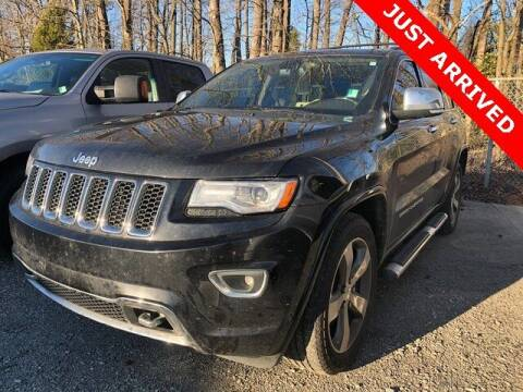 2014 Jeep Grand Cherokee for sale at Brandon Reeves Auto World in Monroe NC