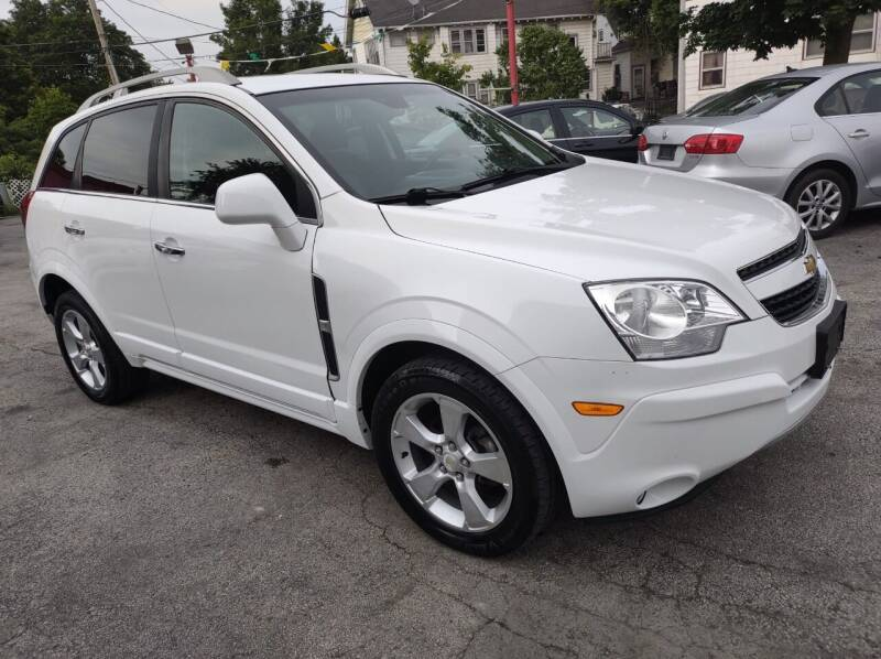 2014 Chevrolet Captiva Sport for sale at Sphinx Auto Sales LLC in Milwaukee WI