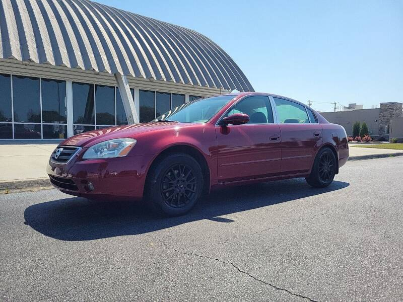 2004 Nissan Altima for sale at Middle Man Auto Sales in Savannah GA