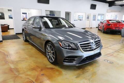 2018 Mercedes-Benz S-Class for sale at RPT SALES & LEASING in Orlando FL