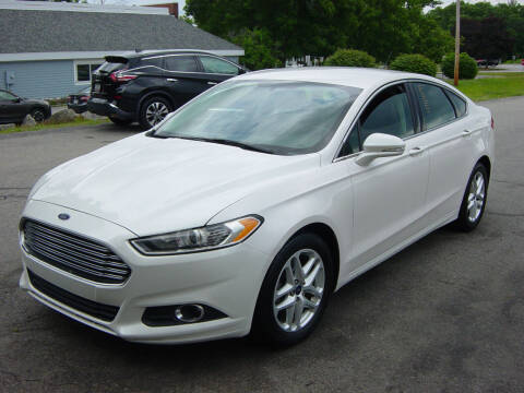 2016 Ford Fusion for sale at North South Motorcars in Seabrook NH