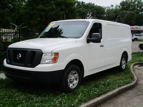 2012 Nissan NV Cargo for sale at A & A IMPORTS OF TN in Madison TN
