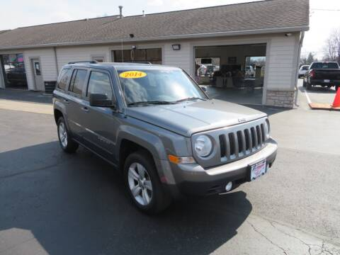 2014 Jeep Patriot for sale at Tri-County Pre-Owned Superstore in Reynoldsburg OH