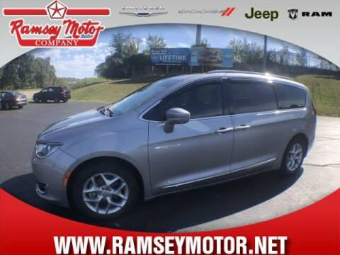 2018 Chrysler Pacifica for sale at RAMSEY MOTOR CO in Harrison AR