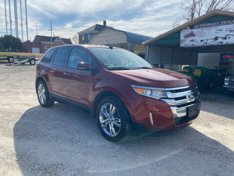 2014 Ford Edge for sale at J2 WHEELS UNLIMITED in Griggsville IL
