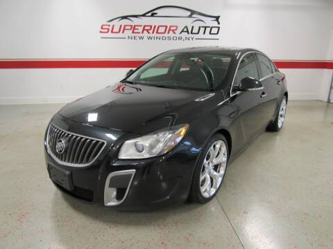 2012 Buick Regal for sale at Superior Auto Sales in New Windsor NY