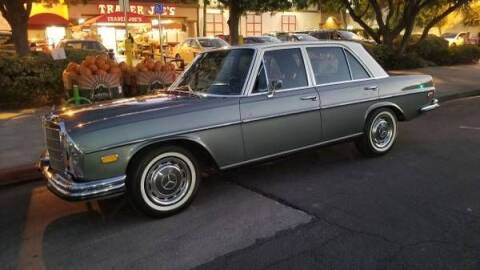 1969 Mercedes-Benz 280-Class for sale at Classic Car Deals in Cadillac MI