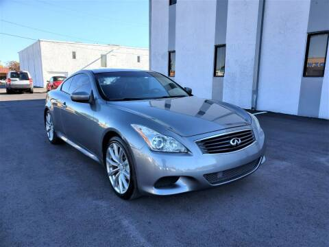 2010 Infiniti G37 Coupe for sale at Image Auto Sales in Dallas TX