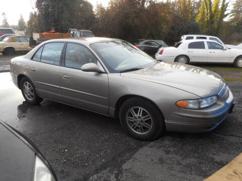 2003 Buick Regal for sale at Lino's Autos Inc in Vancouver WA