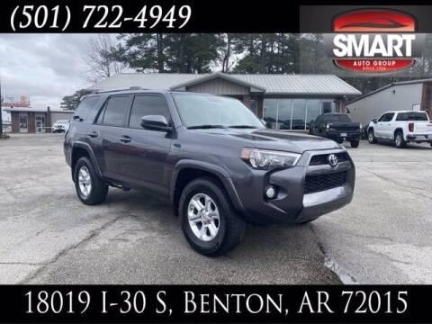 2019 Toyota 4Runner for sale at Smart Auto Sales of Benton in Benton AR