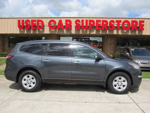 2014 Chevrolet Traverse for sale at Checkered Flag Auto Sales NORTH in Lakeland FL