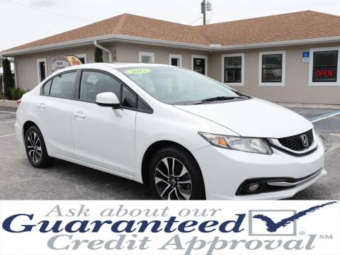 2013 Honda Civic for sale at Universal Auto Sales in Plant City FL