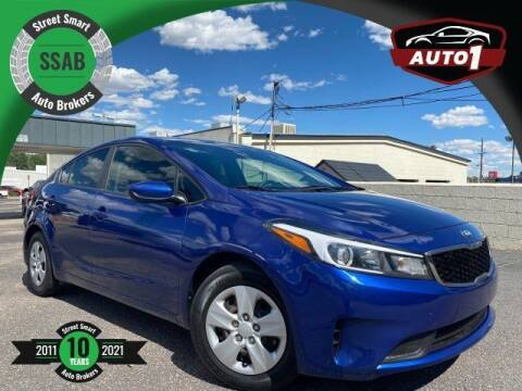 2017 Kia Forte for sale at Street Smart Auto Brokers in Colorado Springs CO