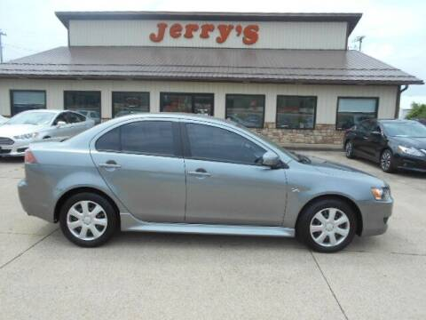 2015 Mitsubishi Lancer for sale at Jerry's Auto Mart in Uhrichsville OH