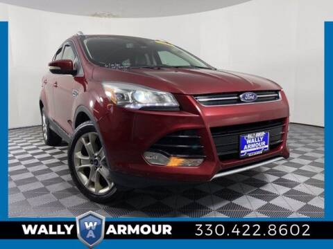 2014 Ford Escape for sale at Wally Armour Chrysler Dodge Jeep Ram in Alliance OH