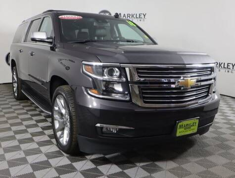 2018 Chevrolet Suburban for sale at Markley Motors in Fort Collins CO