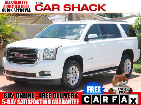 2020 GMC Yukon for sale at The Car Shack in Hialeah FL