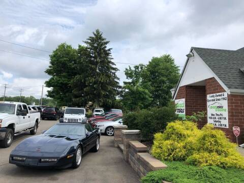 1988 Chevrolet Corvette for sale at Direct Sales & Leasing in Youngstown OH