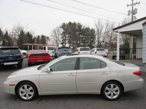 2005 Lexus ES 330 for sale at GEG Automotive in Gilbertsville PA