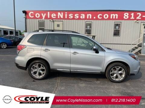 2018 Subaru Forester for sale at COYLE GM - COYLE NISSAN - New Inventory in Clarksville IN
