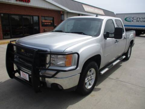 2010 GMC Sierra 1500 for sale at Eden's Auto Sales in Valley Center KS