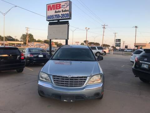 2006 Chrysler Pacifica for sale at MB Auto Sales in Oklahoma City OK