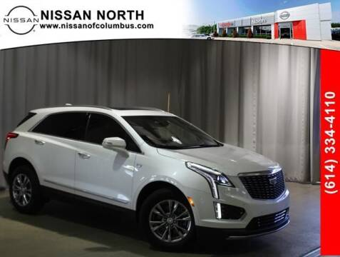 2021 Cadillac XT5 for sale at Auto Center of Columbus in Columbus OH