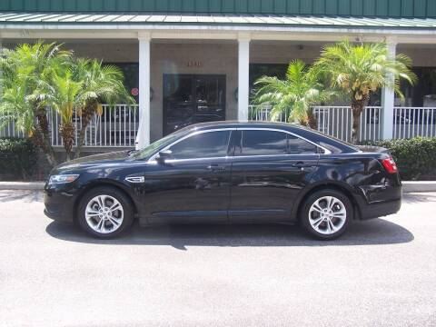 2017 Ford Taurus for sale at Thomas Auto Mart Inc in Dade City FL