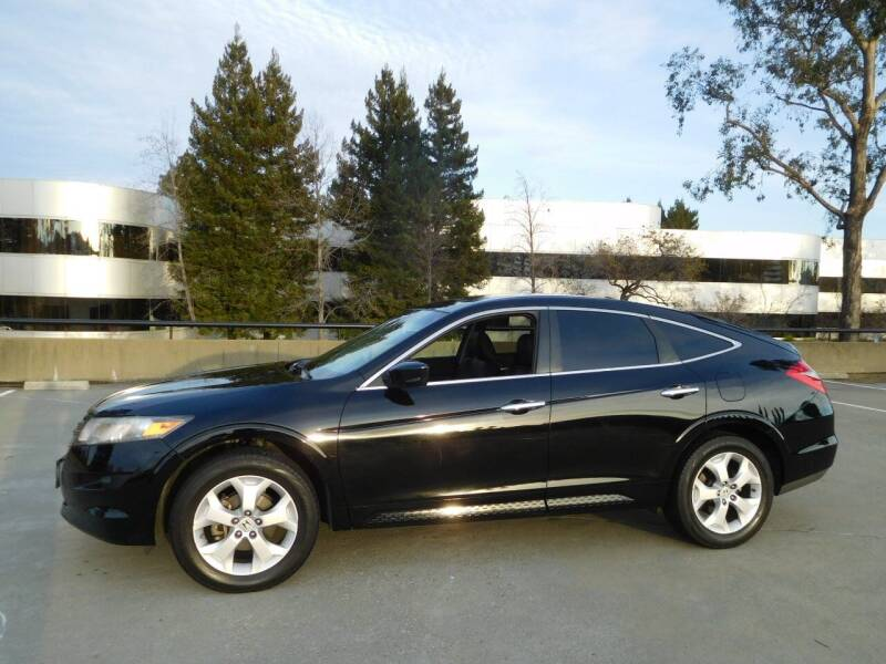 2010 Honda Accord Crosstour for sale at East Bay AutoBrokers in Walnut Creek CA