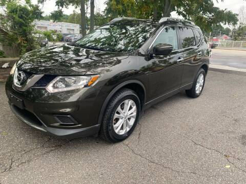 2016 Nissan Rogue for sale at ANDONI AUTO SALES in Worcester MA