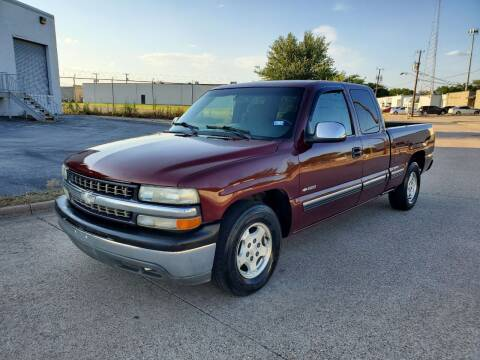 2002 Chevrolet Silverado 1500 for sale at DFW Autohaus in Dallas TX