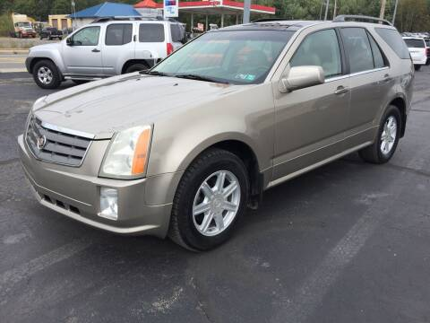 2004 Cadillac SRX for sale at Rinaldi Auto Sales Inc in Taylor PA