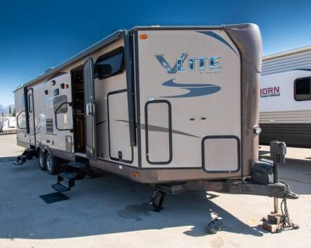 2014 Flagstaff by Forest River V-Lite for sale at GQC AUTO SALES in San Bernardino CA