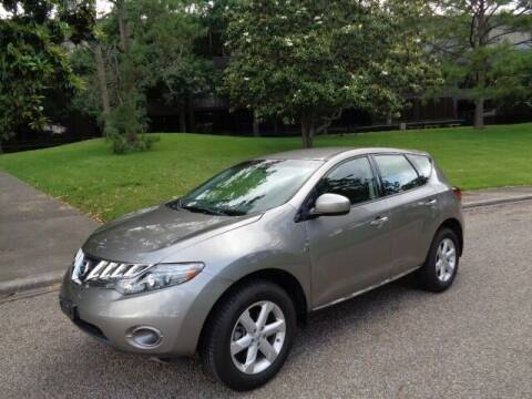 2009 Nissan Murano for sale at Houston Auto Preowned in Houston TX