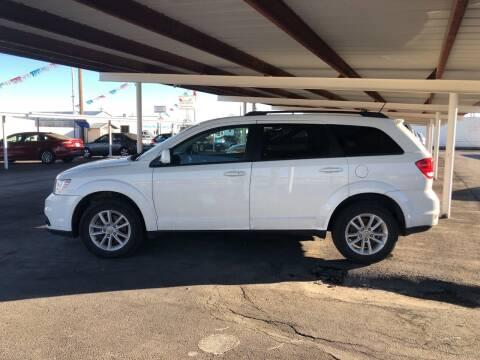2016 Dodge Journey for sale at Kann Enterprises Inc. in Lovington NM