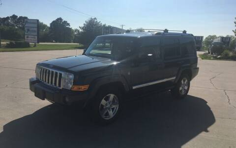 2007 Jeep Commander for sale at More 4 Less Auto in Sioux Falls SD