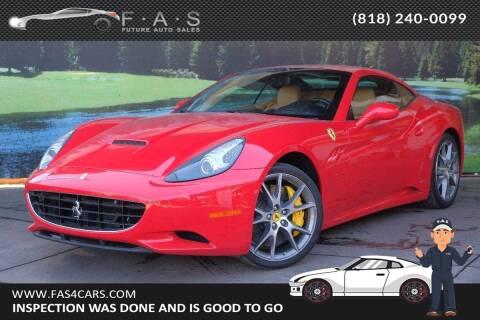 2013 Ferrari California for sale at Best Car Buy in Glendale CA