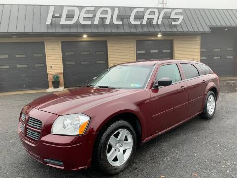 2005 Dodge Magnum for sale at I-Deal Cars in Harrisburg PA