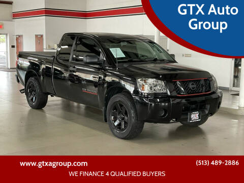 2008 Nissan Titan for sale at UNCARRO in West Chester OH