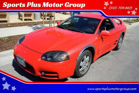 1999 Mitsubishi 3000GT for sale at Sports Plus Motor Group LLC in Sunnyvale CA