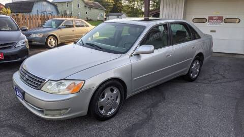 2004 Toyota Avalon for sale at Kidron Kars INC in Orrville OH