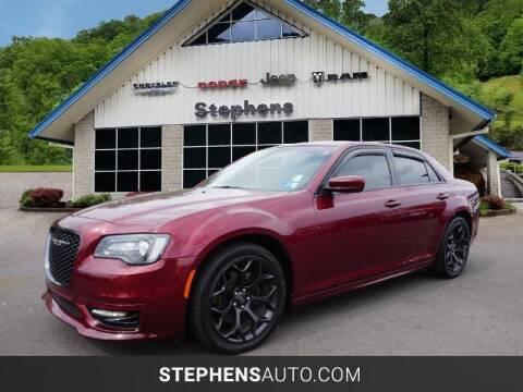 2019 Chrysler 300 for sale at Stephens Auto Center of Beckley in Beckley WV
